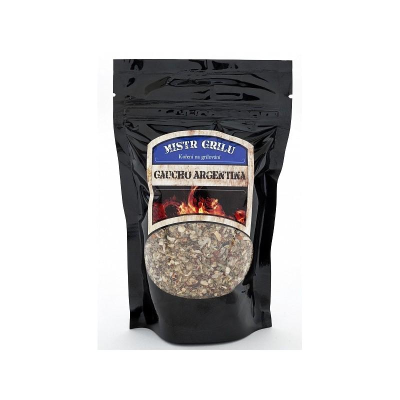 Grilovací koření Gaucho Argentina 150 g Mistr grilu