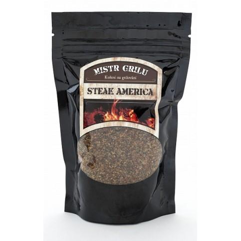 Grilovací koření Steak America