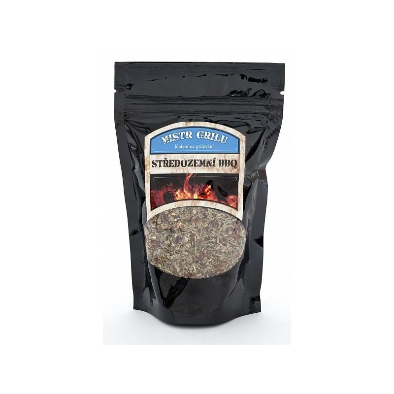 Grilovací koření Středozemní BBQ 120 g Mistr grilu