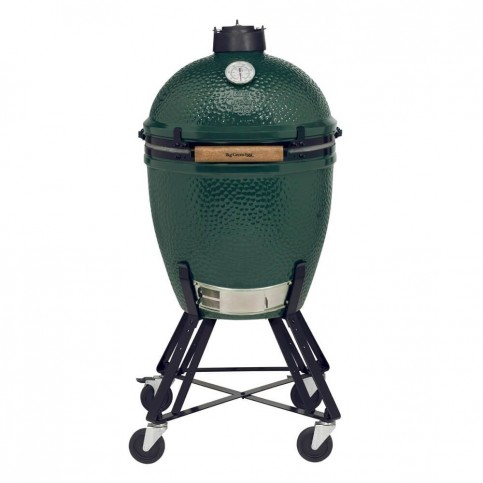 Gril Big Green Egg Large se stojanem