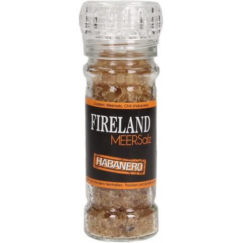Ochucená mořská sůl Habanero 100 g