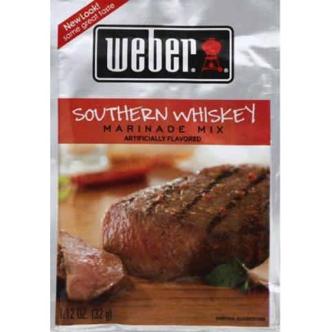 Marináda Weber Southern Whiskey