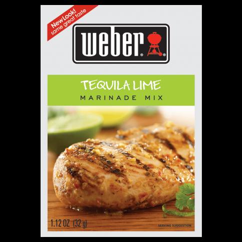 Marináda Weber Tequila Lime
