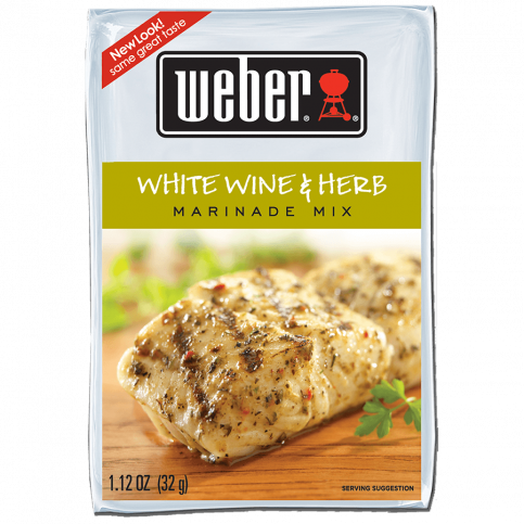 Marináda Weber White Wine & Herb