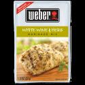 Marináda Weber White Wine & Herb 32 g