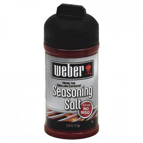 Koření Weber Seasoning Salt 213 g
