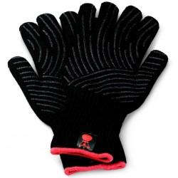 Grilovací rukavice se silikonovým úchopem L/XL