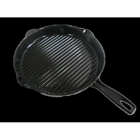 Černá litinová pánev Ø 30 cm