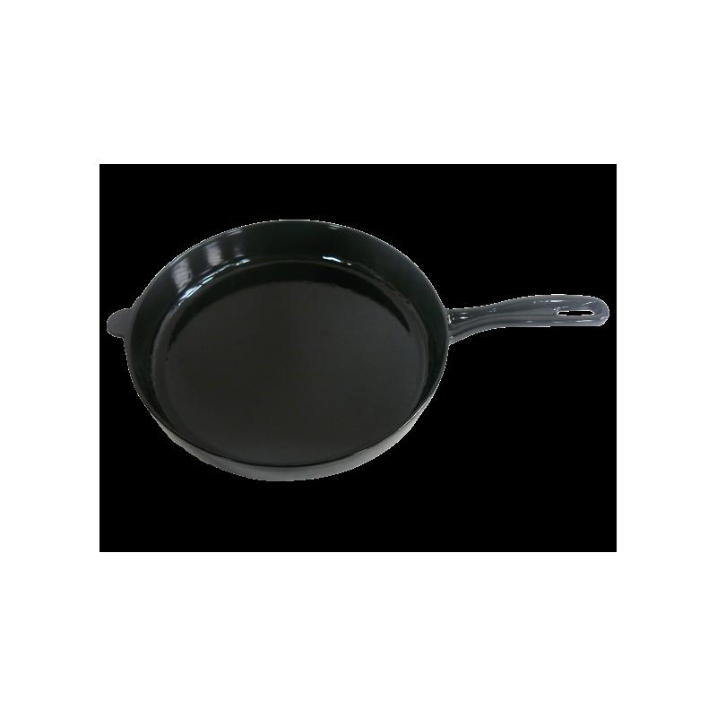 Černá litinová pánev Ø 28