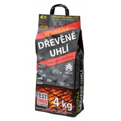 Servis Les Dřevěné uhlí 4kg