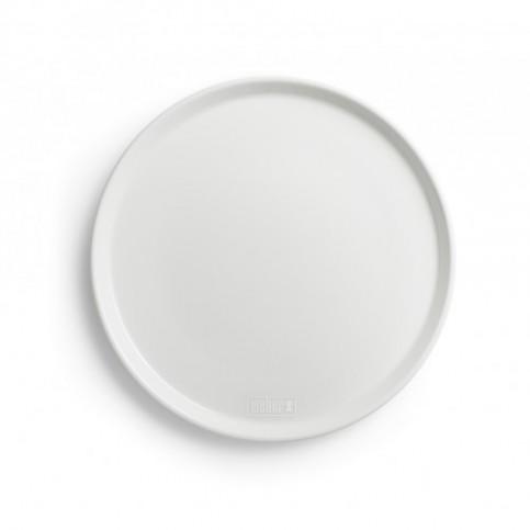 Porcelánový talíř Weber, 2 kusy