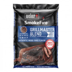 Pelety Weber SmokeFire  GrillMaster Blend