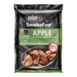 Pelety Weber SmokerFire Apple