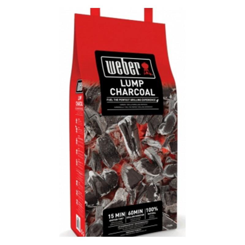 Weber dřevěné uhlí, 3 kg