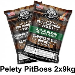 Pelety Pit Boss Competion Blend