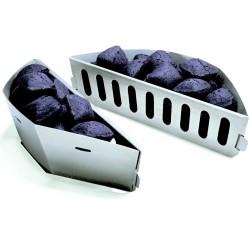 Palivové nádoby pro grily na dřevěné uhlí