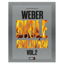 Weber Bible grilování 2