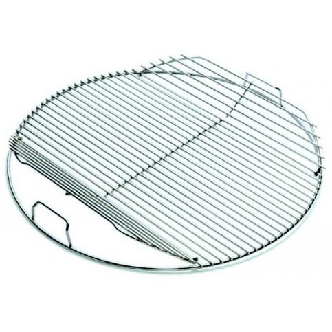 Grilovací rošt pro BBQ, 57 cm (odklapovací)