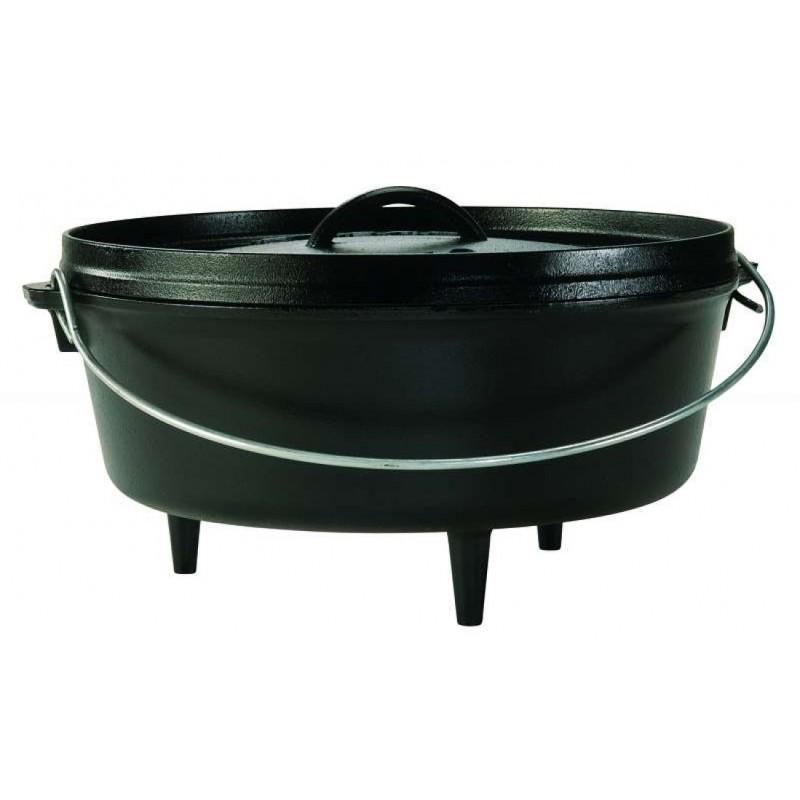 litonové nádobí na gril Holandská trouba Dutch Oven