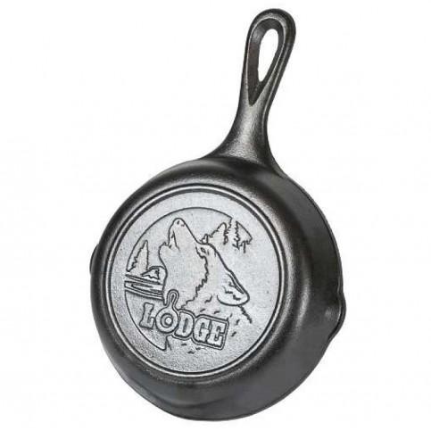"Litinová pánev Lodge 16 cm ""Wolf"""