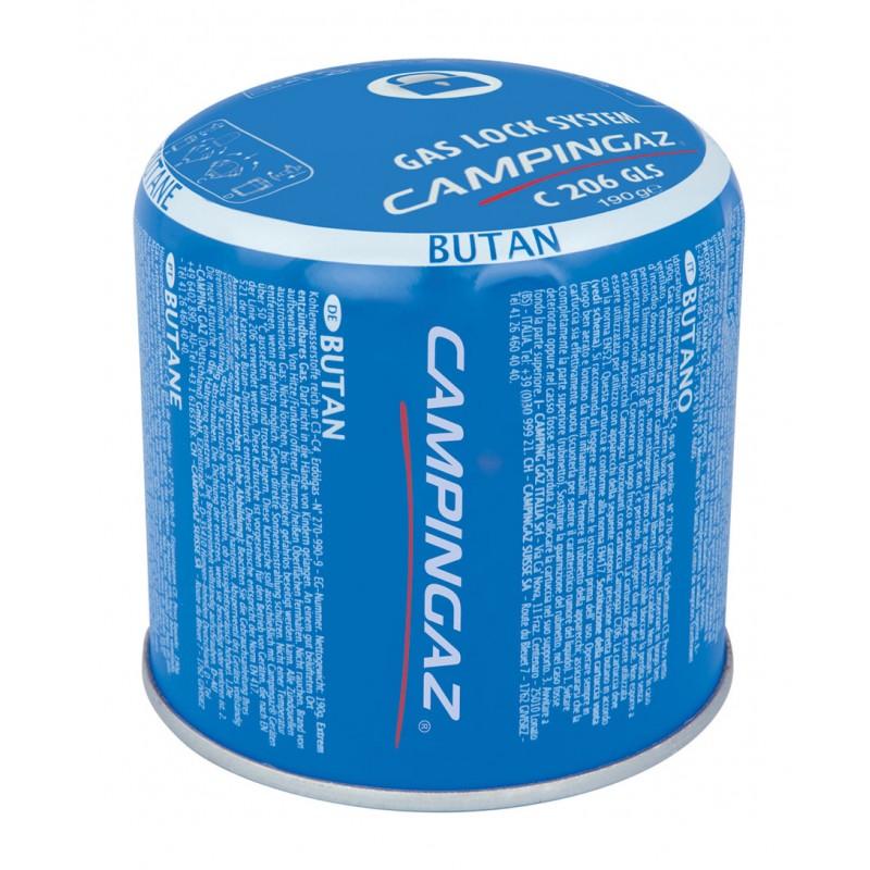 Plynová kartuše C206 GLS Super Campingaz