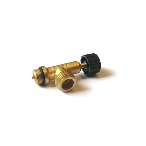 Odtlačný ventil na 2 kg PB lahve