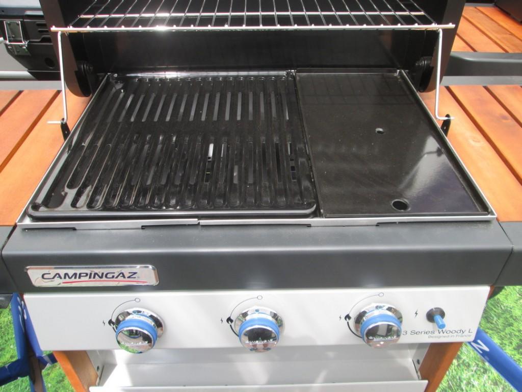 Campingaz 3 Series.Top 10 Punto Medio Noticias Barbecue Campingaz 3 Series Woody L