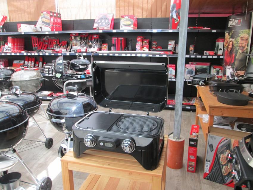 stolní gril Campingaz Attitude 2100 EX
