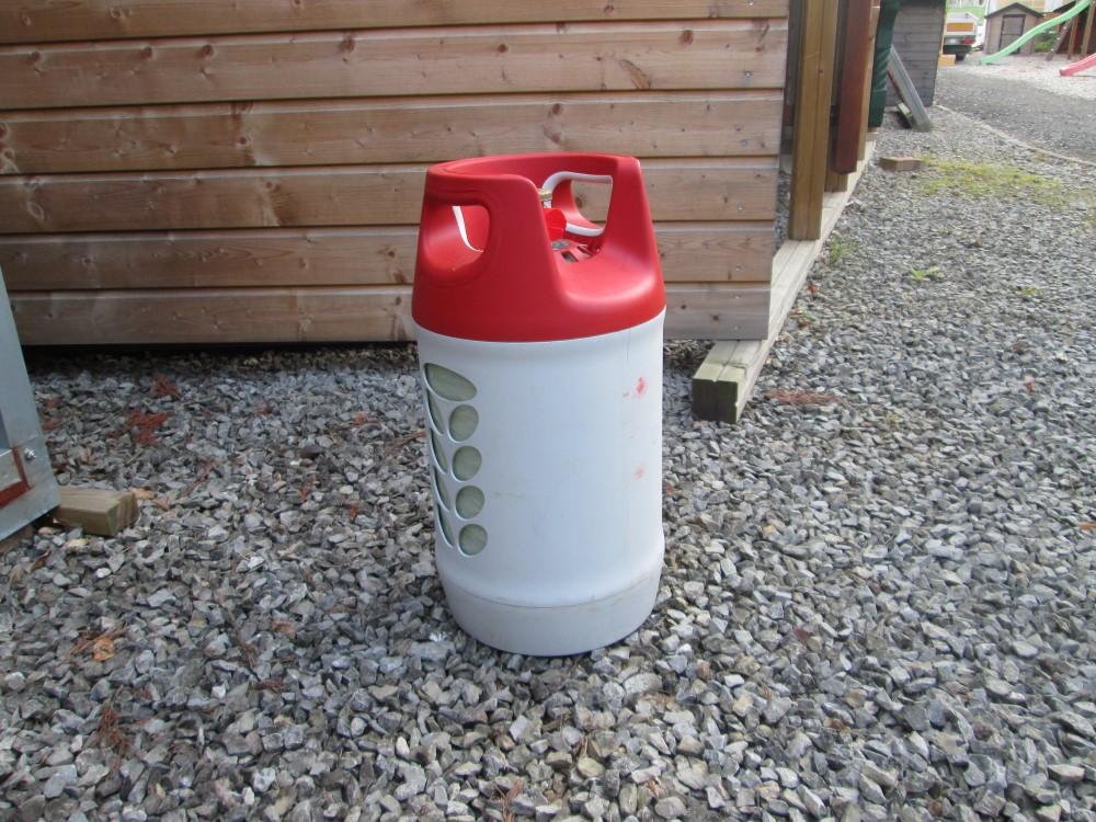 kompozitní plynová lahev
