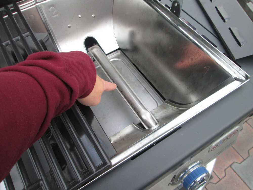 hořák grilu campningaz