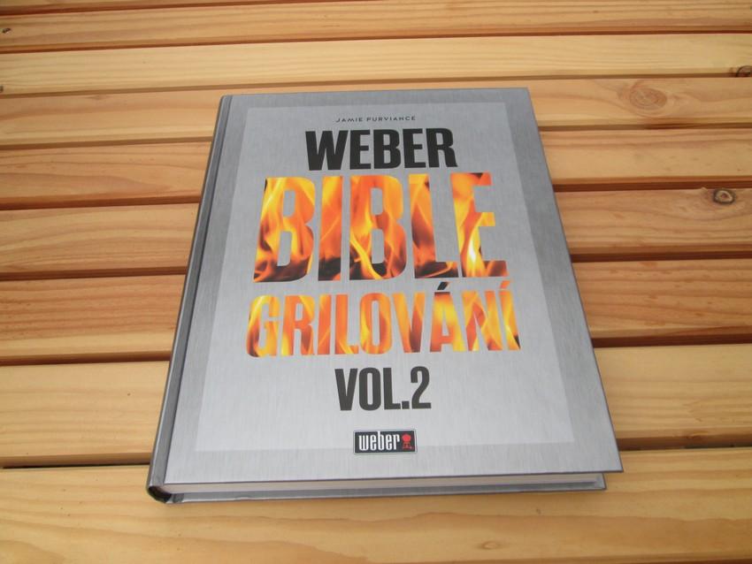 Bible grilování Weber