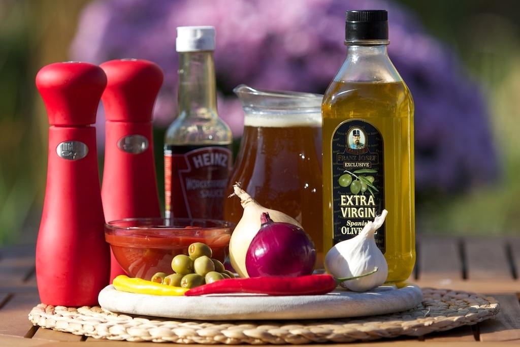 výběr vhodného oleje pro grilování
