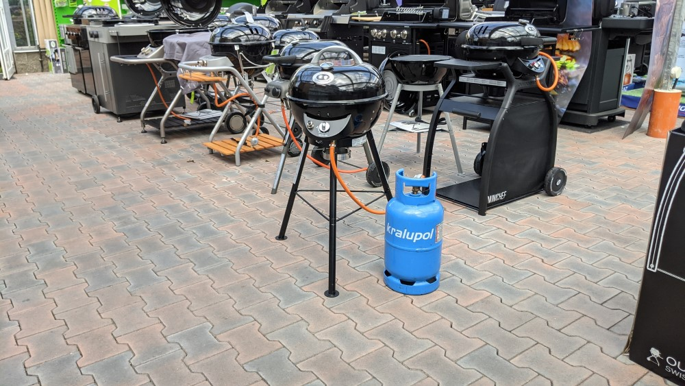 plynový gril Outdoorchef