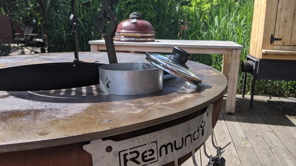 grilovací kroužek Remundi