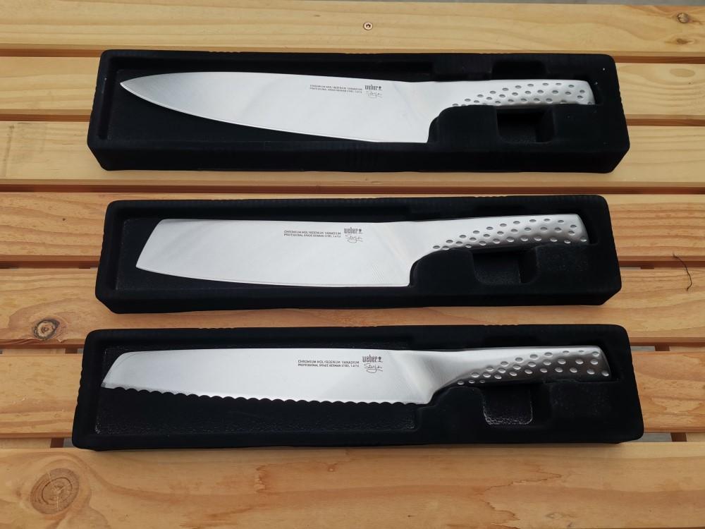 nože weber