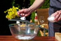 A nesmíte zapomenout ani na 1-2 polévkové lžíce solamylu.