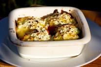 Podáváme samotné nebo s čerstvou zeleninou či salátem.